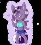 Splash pagedoll [commission i think} by Feline-girl-2000