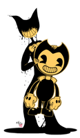 Peekaboo... by SplatPad