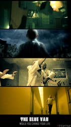 The Blue Van - music video by Malach