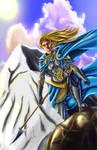 The Golden General by wertmanwilliam