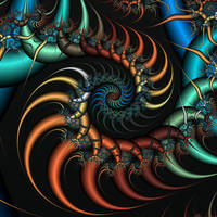 Clematis Fractal by VBmonkey26