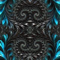 Frozen Fractal by VBmonkey26