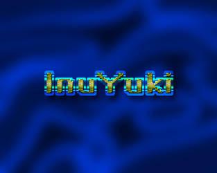 InuYuki Wallpaper - Cyper by InuYasha-AD-1