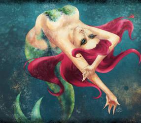 Little Mermaid by CriminalNeko