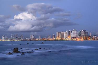 Tel Aviv. by israelfi