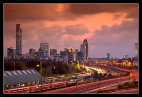 City Lights. by israelfi