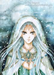 snow by Maria-Sandary
