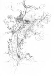 EyeScream Sketch by KevPask