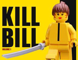Lego Kill Bill Volume One by halley