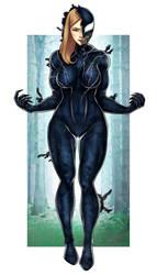 She-Venom by Squinty003
