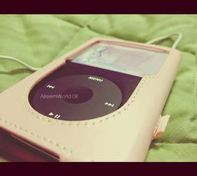 My iPOD by AlreemWorld