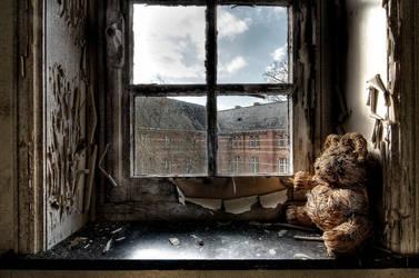 The Bear by Miisamm