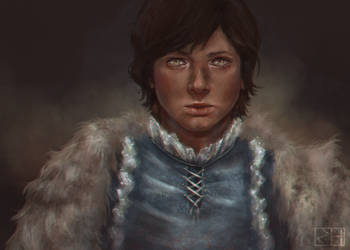 Young Lord by perditionxroad