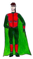 Disciple Zoalord Pomona, human form. by Black-Silverstar