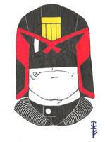 Dredd by Woad-Warrior
