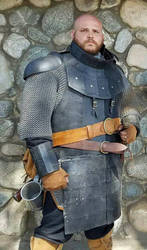 Gregor Clegane Armor by Woad-Warrior