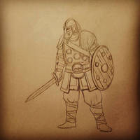 For Honor: Warlord  by Woad-Warrior