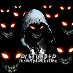 Disturbed CD cover: CTC projects 09' by ChroniclerofChaos