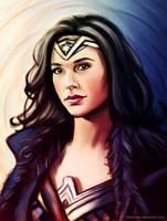 Diana by feelthesky