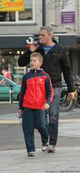 Like daddy, like son by Annetjeehh