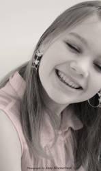 Happy Girl by Annetjeehh