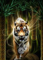 Time Warp Tiger by FraserGraham2711