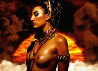 Aztec Pride by Sophquest