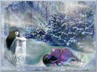 WinterWaitsForSlumberingSpring by Sophquest