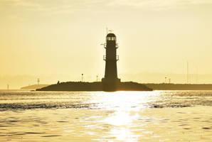 lighthouse by aerroscape