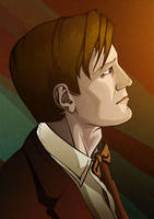 The Eleventh Doctor by MikaPirkaf