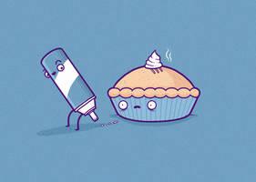 Cream pie by randyotter