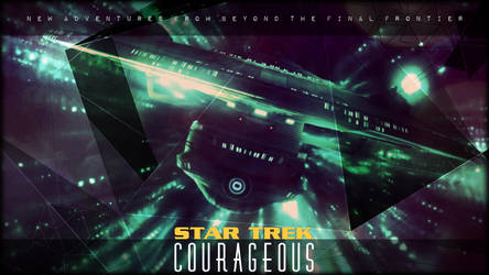 Star Trek: Courageous by jonbromle1