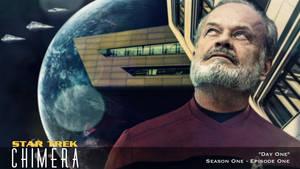 Star Trek: Chimera 1.1: Day One by jonbromle1