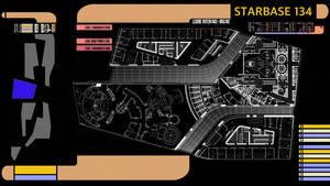 Starbase Chimera LCARS Display by jonbromle1