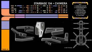 Starbase Chimera LCARS #2 by jonbromle1