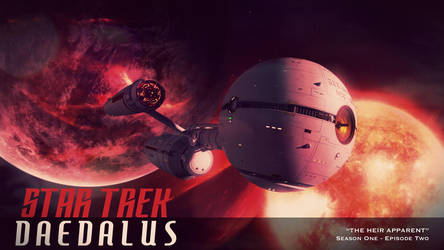 Star Trek: Daedalus 1.2: The Heir Apparent by jonbromle1