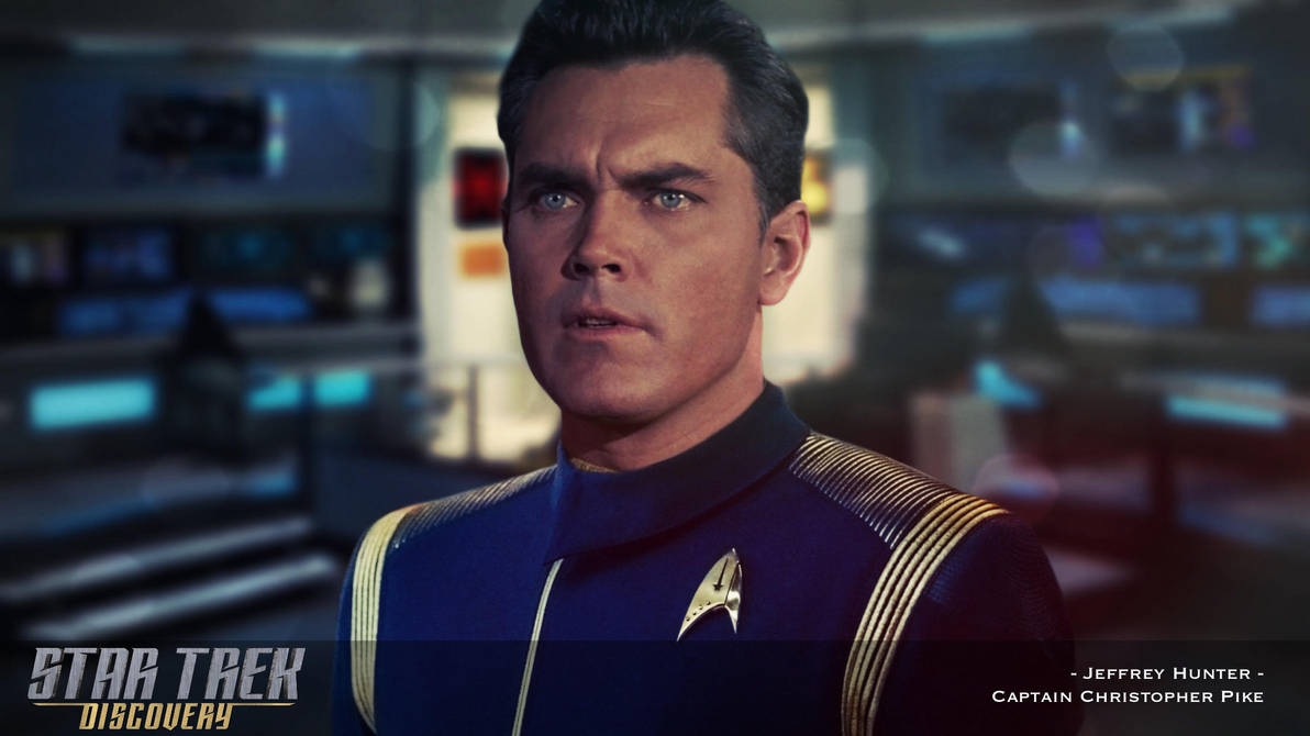 Captain Christopher Pike By