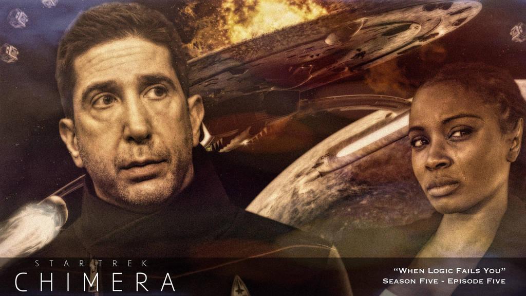 Star Trek Chimera 55 When Logic Fails By Jonbromle1 On Deviantart