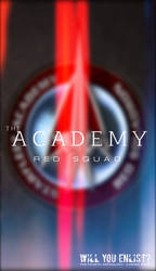 ST: The Academy: Anthology Vol.4: Red Squad by jonbromle1