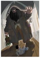 Hagrid by Muenchgesang