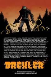 DREXLER Web Comic by nkellynk28