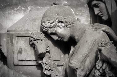 New Jewish Cemetery VII by Bittersuesz
