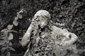 New Jewish Cemetery IX by Bittersuesz