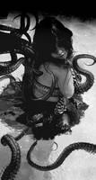 tentacles. by Ohdearmilk