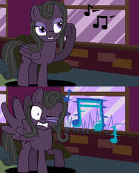 Getting More Than An Earful... by herooftime1000