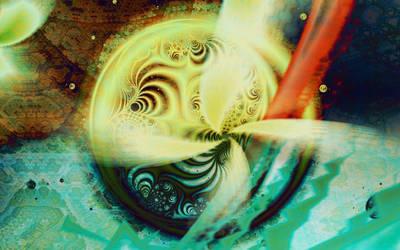 Cosmic Wallpaper 1920x1200 by misterxz