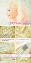 Triple Layer Headband - Accessory Tutorial by VioletLeBeaux