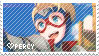 Percy FE:FATES stamp by KH-0