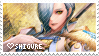Shigure stamp 1 by KH-0