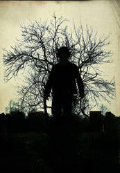 dark branch man by lafaette